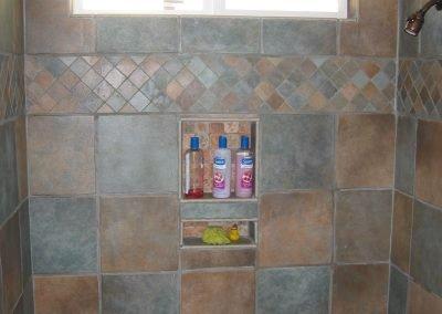 Belsky tub shower