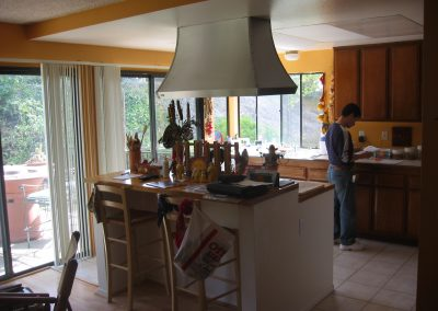 Dodson Kitchen before 2