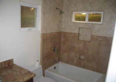 Huang guest bathroom